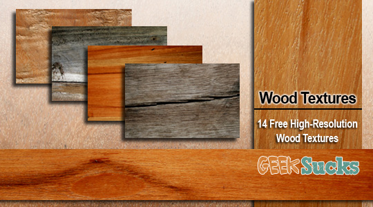 Free Wood Texture Pack