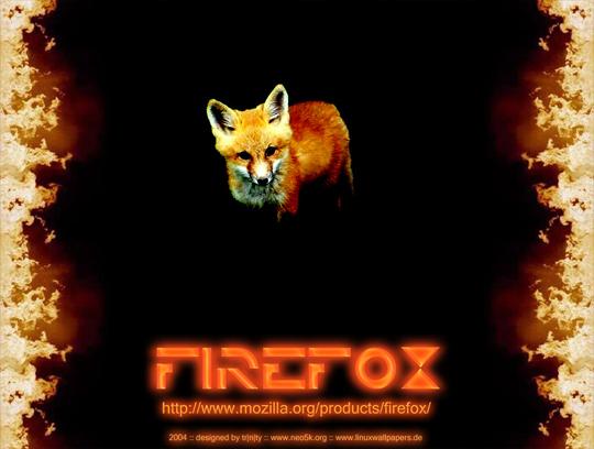 Mozilla Wallpaper