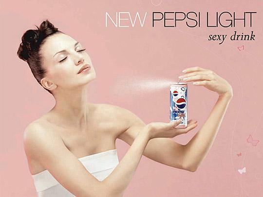 Pepsi ads