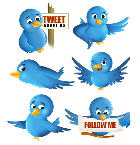 Twitter Icon Pack