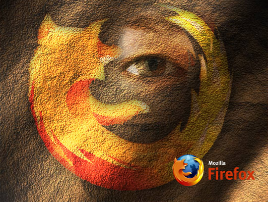 Mozilla Wallpaper