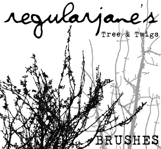 Free Photoshop Tree Brushes