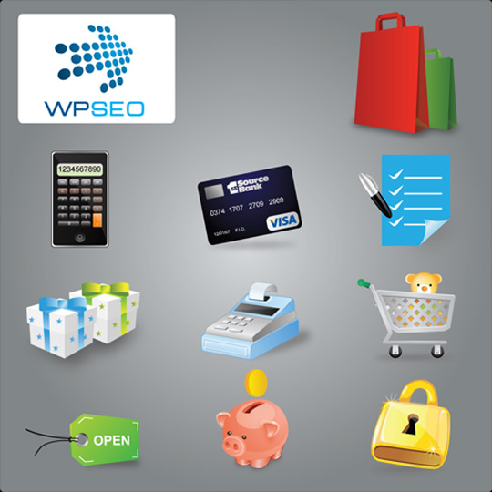 Pack Free eCommerce Icon Sets
