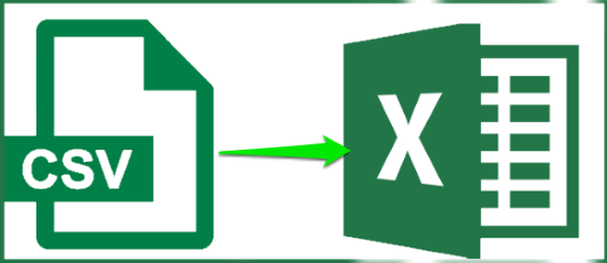CSV to Excel Conversion