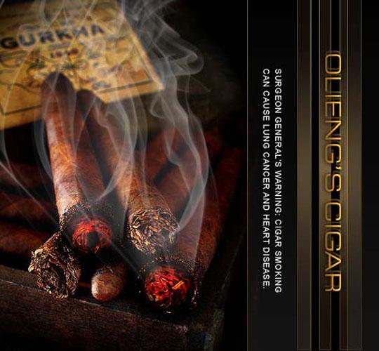 Phtoshop Tutorial on Smoke art