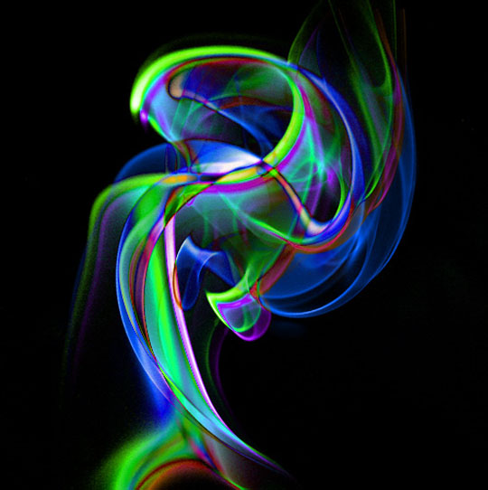 Phtoshop Tutorial on Smoke art