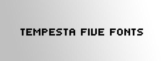 Free Pixel Fonts