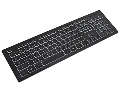 Monoprice Deluxe Backlit Keyboard