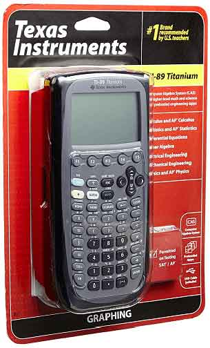 Texas-Instruments-TI-89-Titanium-Graphing-Calculator