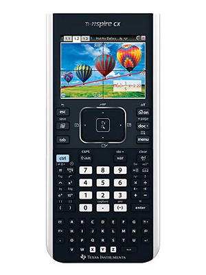 Texas Instruments TI-Nspire CX Graphing Calculator: Best Graphing Calculator for Engineers