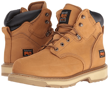 Timberland PRO Men's Pitboss Steel-Toe Boot