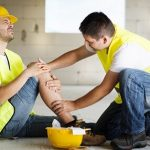 personal injury at work